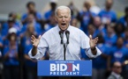 Biden fait la course en tête devant Sanders en vue de la primaire démocrate