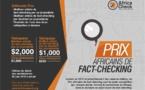 Prix africains de fact-checking 2019 : les candidats présélectionnés !