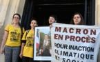"""Décrocher un portrait de Macron jugé """"légitime"""" au tribunal de Lyon"""