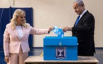 Israël: Netanyahu joue sa survie politique lors d'un nouveau scrutin