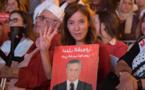 Présidentielle en Tunisie : Salwa Smaoui, en campagne pour son mari emprisonné Nabil Karoui