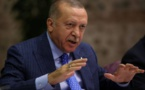 Erdogan minimise le risque d'affrontement turco-syrien
