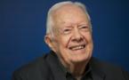 L'ancien président Jimmy Carter hospitalisé