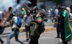 Affrontements entre police et manifestants à La Paz