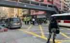 Hong Kong demeure paralysée