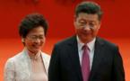 Il est urgent de rétablir l'ordre à Hong Kong, dit Xi Jinping