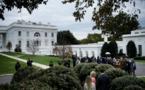 La Maison Blanche bouclée après une fausse alerte