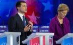 Présidentielle Us : Buttigieg bondit en 2e place, Warren plonge