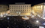 Des dizaines de milliers de «sardines» contre Salvini