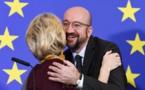 Ursula Von der Leyen et Charles Michel prennent les commandes de l'UE