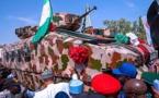 Nigeria : des chars de combat fabriqués par des usines locales