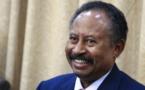 Le premier ministre soudanais Abdallah Hamdok