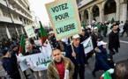 Algérie: Dernière manifestation contre la classe dirigeante avant la présidentielle