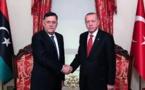 La Turquie prête à envoyer des troupes pour soutenir Tripoli