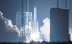 Pékin lance une puissante fusée Longue Marche-5