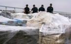Saisie record de cocaïne en Uruguay