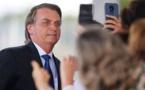 Nouveau problème à l'abdomen pour Bolsonaro