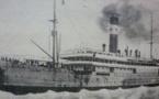 """Paquebot """"Afrique"""" : 100 ans après, l'histoire oubliée des naufragés du """"Titanic français"""""""