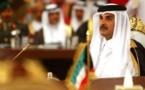 L'émir du Qatar se rend en Iran sur fond de tensions régionales