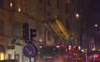 Suède: une explosion touche un immeuble dans le centre de Stockholm