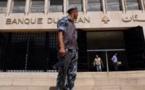 Crise au Liban: la Banque centrale veut formaliser les restrictions bancaires