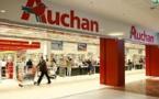 Auchan supprime 517 emplois via des «départs volontaires»