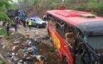 GHANA : 34 morts dans une collision entre deux cars