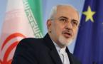 Nucléaire iranien: Zarif accuse les Européens d'être en violation de l'accord