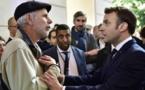 """Macron répond à un enseignant opposé à la réforme des retraites : """"Vous n'êtes pas sympathique, ni respectueux"""""""