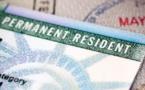 """Etats-Unis: 834 000 nouveaux détenteurs de la """"green card"""" en 2019"""