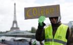 """Des milliers de """"gilets jaunes"""" manifestent à Paris, 59 interpellations"""