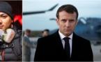 Sortie perturbée de Macron au théâtre: le reporter Taha Bouhafs présenté à un juge d'instruction