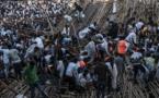 ETHIOPIE : Dix morts dans l'effondrement d'une plateforme à la fête de l'Epiphanie