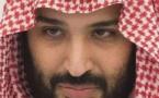 Le prince héritier Mohamed Ben Salman
