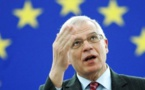 Josep Borrell, chef de la diplomatie de l'Union européenne