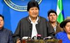 BOLIVIE: deux ex-membres du gouvernement de Morales arrêtés puis libérés