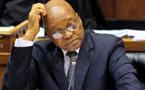 AFRIQUE DU SUD: la justice lance un mandat d'arrêt contre l'ex-président Zuma à compter du 6 mai prochain