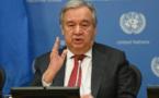 Proche-Orient: le chef de l'ONU se pose en « gardien » du droit international