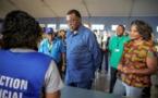 NAMIBIE: rejet du recours de l'opposition contre la réélection du président
