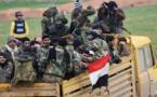 SYRIE: les forces du régime pénètrent dans la ville stratégique de Saraqeb