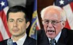 Primaires démocrates de l'Iowa: Buttigieg et Sanders quasiment à égalité