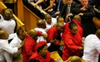 AFRIQUE DU SUD : la gauche radicale retarde le discours sur l'état de la nation