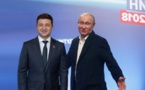 Poutine exhorte Zelensky à appliquer les accords de paix pour l'est de l'Ukraine