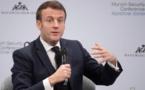 Macron se dit «impatient» face au manque de réponse allemande face aux défis européens