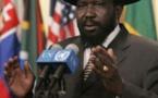 SOUDAN DU SUD: le président Kiir dit accepter une demande clé de l'opposition en vue de la paix