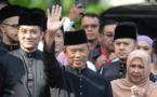 Malaisie : Le nouveau Premier ministre a prêté serment