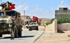Syrie: la Turquie lance une offensive contre le régime de Damas (ministre)
