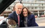Kamala Harris soutient Joe Biden dans la primaire démocrate