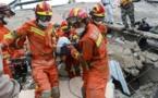 Chine : un bilan final de 29 morts dans l'hôtel effondré