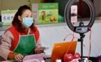 """""""La reprise du travail en ligne"""" apporte de nouvelles opportunités aux secteurs traditionnels en Chine"""